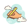 icons8-hand-with-pen-100